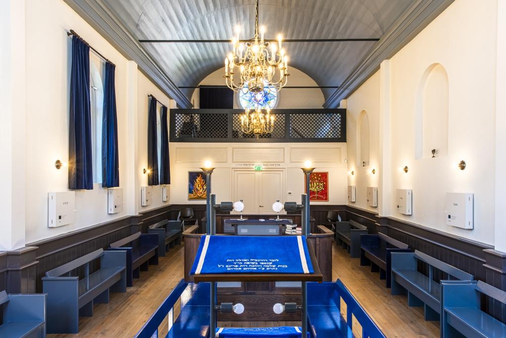 Synagoe Alkmaar voor de restauratie 5