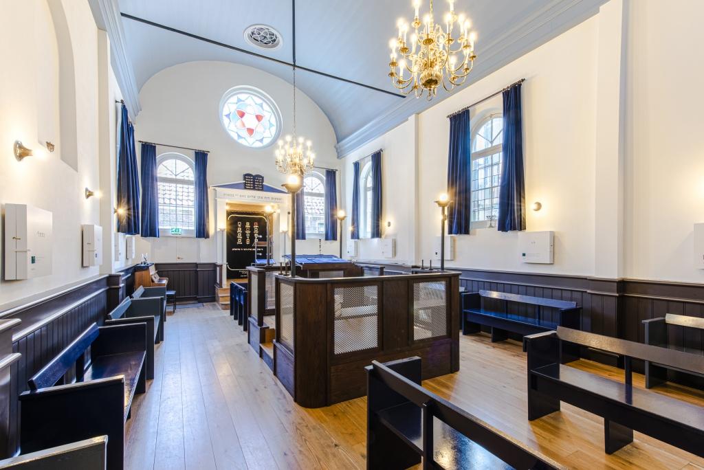 Synagoe Alkmaar voor de restauratie 6
