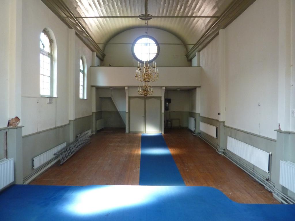 Synagoe Alkmaar voor de restauratie 1