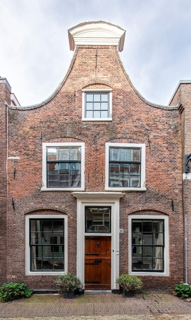 Frankenhuis in Haarlem