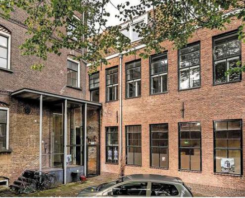 Haarlems dagblad artikel